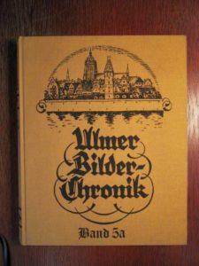 Verlag-Dr-Karl-Höhn-Ulm-Hrsg-und-H-Sander+Ulmer-Bilder-Chronik-Band-5a-Beschreibend-die-Zeit-vom