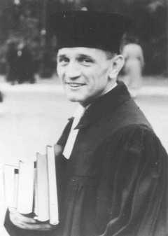 Friedrich Gustav Emil Martin Niemoeller Criticized Nazi Policies