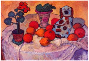 "Sophie Scholl admired Paula Modersohn Becker's paintings despite their status as ""Entartete Kunst"""