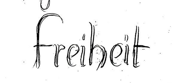 freedom-in-german