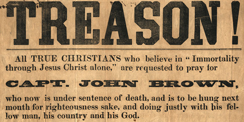 John_Brown_-_Treason_broadside